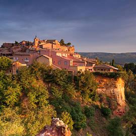 Michael Blanchette - Sunrise at Roussillon