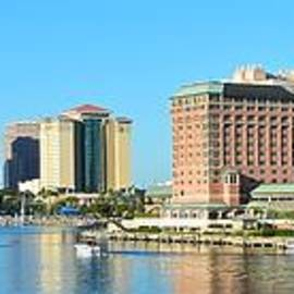 Frozen in Time Fine Art Photography - Tampa Panorama