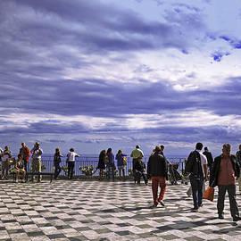 Madeline Ellis - Taormina Tourists VII