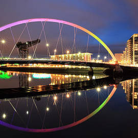 Grant Glendinning - The Glasgow Clyde Arc Bridge