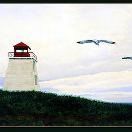 Ron Haist - The Lighthouse