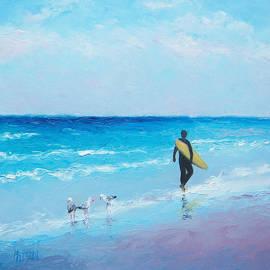 Jan Matson - The Surfer