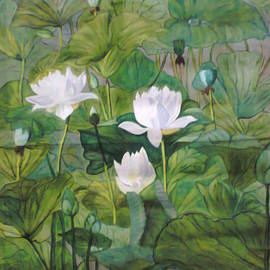 Uma Swaminathan - The White Lotus