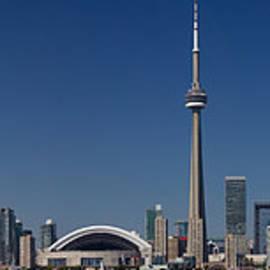 Les Palenik - Toronto skyline