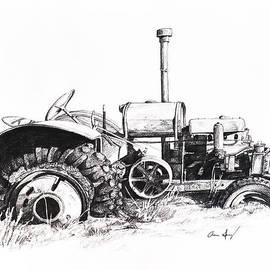 Aaron Spong - Tractor