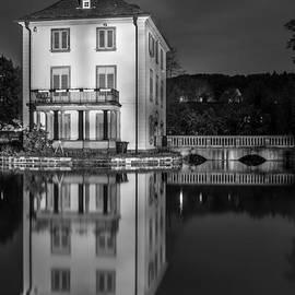 Colin Utz - Trappenseeschloesschen - Heilbronn bei Nacht