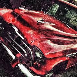 Eddie G - Trucker Red
