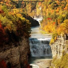 Kathleen Struckle - Upper Falls