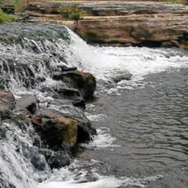 Corey Haynes - Spring Creek Waterfall
