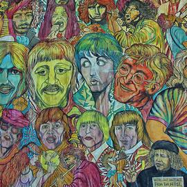 Allen Beatty - West Third Street Mural
