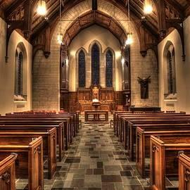 Amanda Stadther - Westminster Presbyterian Church