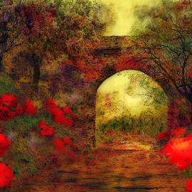 Valerie Anne Kelly - Ye olde railway bridge