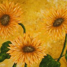 Pamela Allegretto - Yellow Daisies