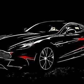 Maciej Froncisz - 2013 Aston Martin Vanquish