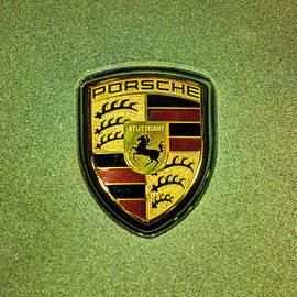 John Straton - 2014 Porsche Boxster S Emblem