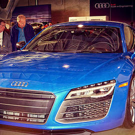 Mike Martin - 2015 Audi R8 V10