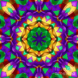 Ludek Sagi Lukac - 8 Element Success Kaleidoscope