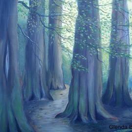 Glenda Barrett - A Morning Stroll