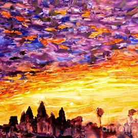 Ryan Fox - Angkor Sunrise