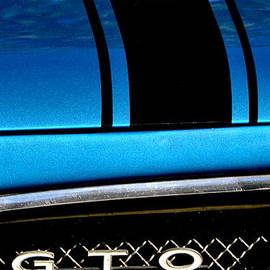 Dean Ferreira - Blue GTO