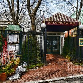 Paul Ward - Central Park Boathouse