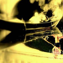 Michael Hoard - Gondola Hauntings In City Park New Orleans Louisiana 1