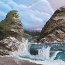 Lou Magoncia - Harris Beach