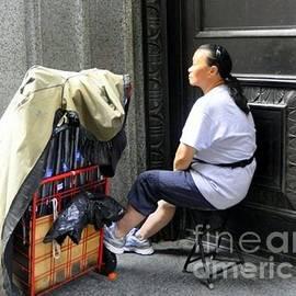 Sue Rosen - Homelessness