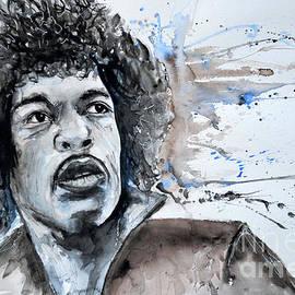Ismeta Gruenwald - Jimi Hendrix