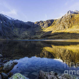 Ian Mitchell - Lake Idwal