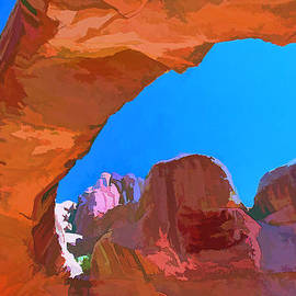 Allen Beatty - Massive Arch