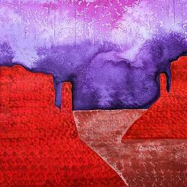 Sol Luckman - Monument Valley original painting