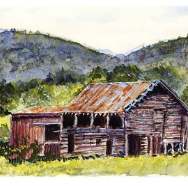 Barry Jones - Farm - Rustic - Mountain Barn