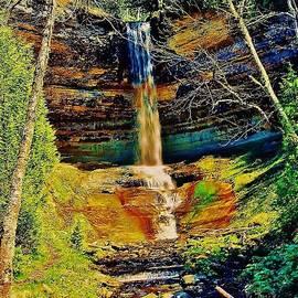 Daniel Thompson - Munising Falls