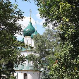 Evgeny Pisarev - Nature and architecture