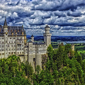 Mountain Dreams - Neuschwanstein Castle