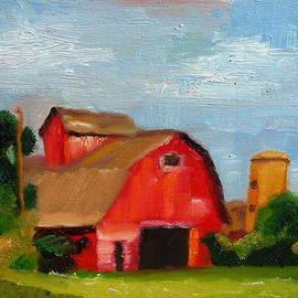 AJ Devlin - Old Barn