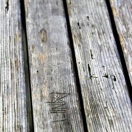 Henrik Lehnerer - Old Wood Texture