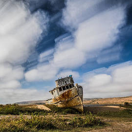 Lee Harland - Point Reyes Shipwreck