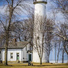 LeeAnn McLaneGoetz McLaneGoetzStudioLLCcom - Pointe Aux Barques  Lighthouse