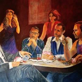 Dagmar Helbig - Pokertable