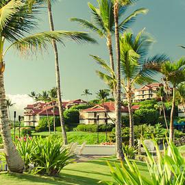 Sharon Mau - Polo Beach Wailea Maui Hawaii