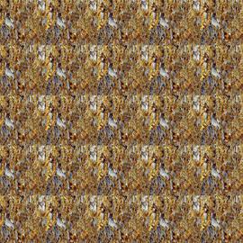 Navin Joshi - RareEarth Rare Earth Stones Minerals Microphotography micro photography Tiled Square Silver Chrome B