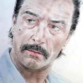 Jim Fitzpatrick - Robert De Niro in Jackie Brown