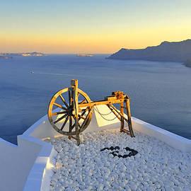 Jan Sieminski - Santorini Oia Grecce