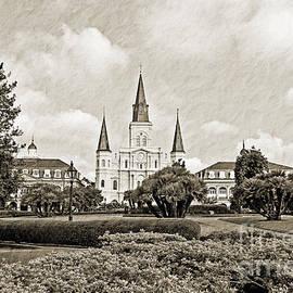 Scott Pellegrin - St. Louis Cathedral