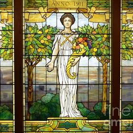Kathleen Struckle - Stained Glass Window