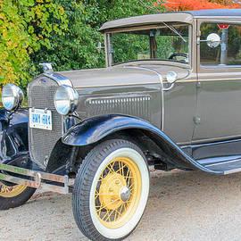 Nick Mares - Vintage Ford