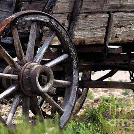 Juls Adams - Wagon Wheel