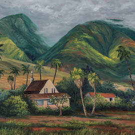Darice Machel McGuire - West Maui Mountains